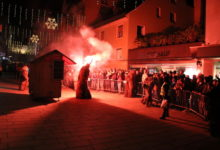 Photo of Krampuslauf in Bregenz 2017