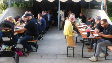 Photo of Teutlisches Grillfest der Breagazer Bodaseetüfl 2019
