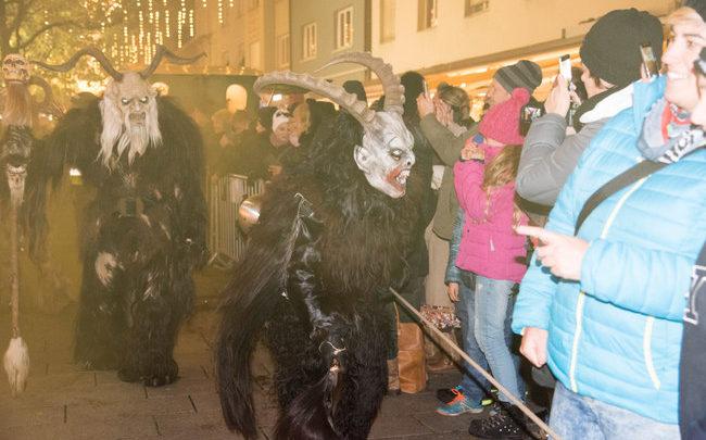 Krampuslauf 2016 Bregenz