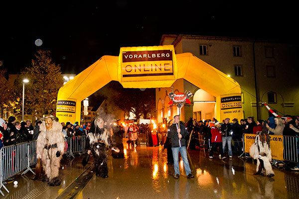 Krampuslauf Bregenz 2013