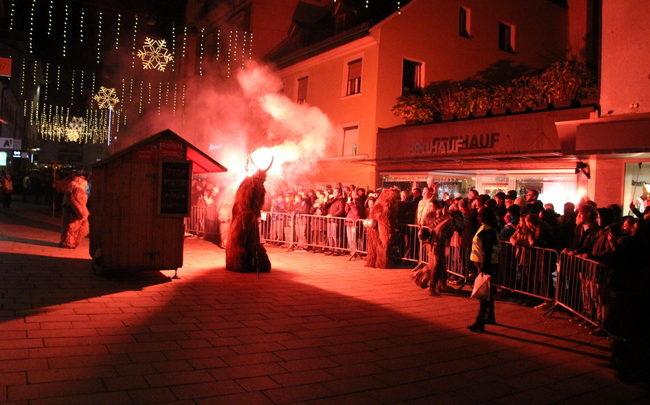 Krampuslauf Bregenz 2017